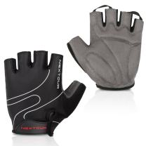 Tanluhu Cycling Gloves Mountain Bike Gloves Half Finger Road Racing Riding Gloves Absorbing Padded Breathable Biking Gloves for Men and Women
