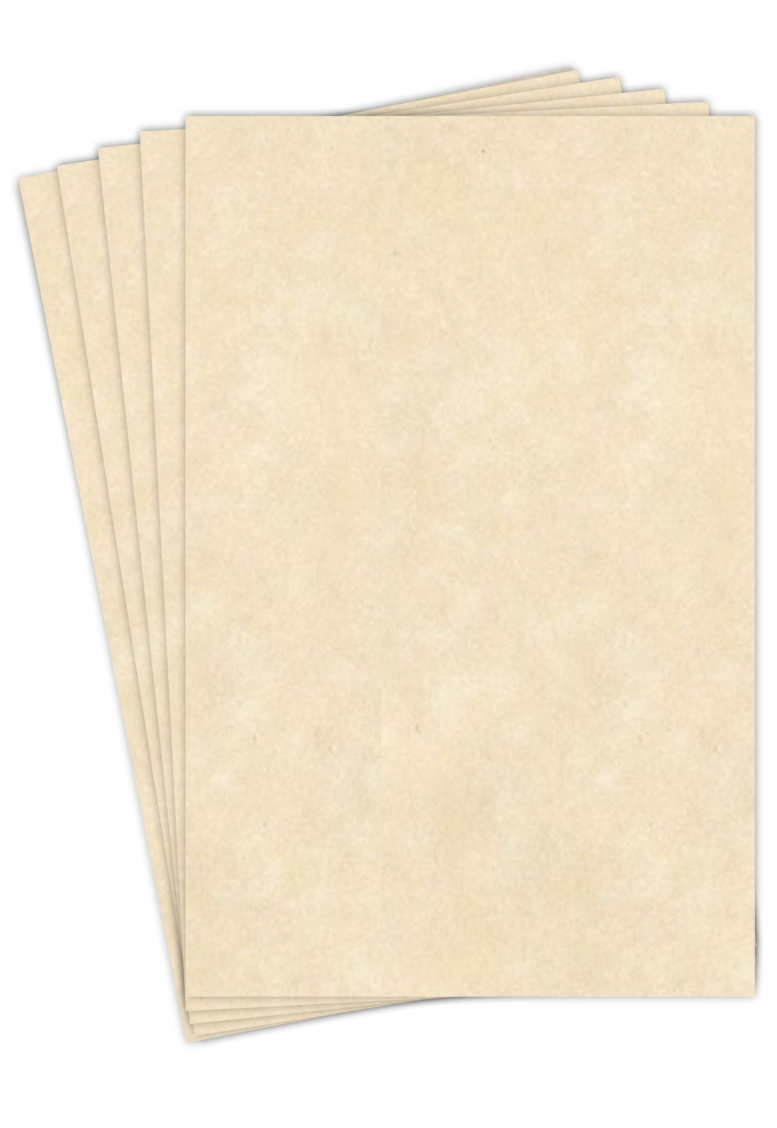 """Natural Stationery Parchment Recycled Paper 