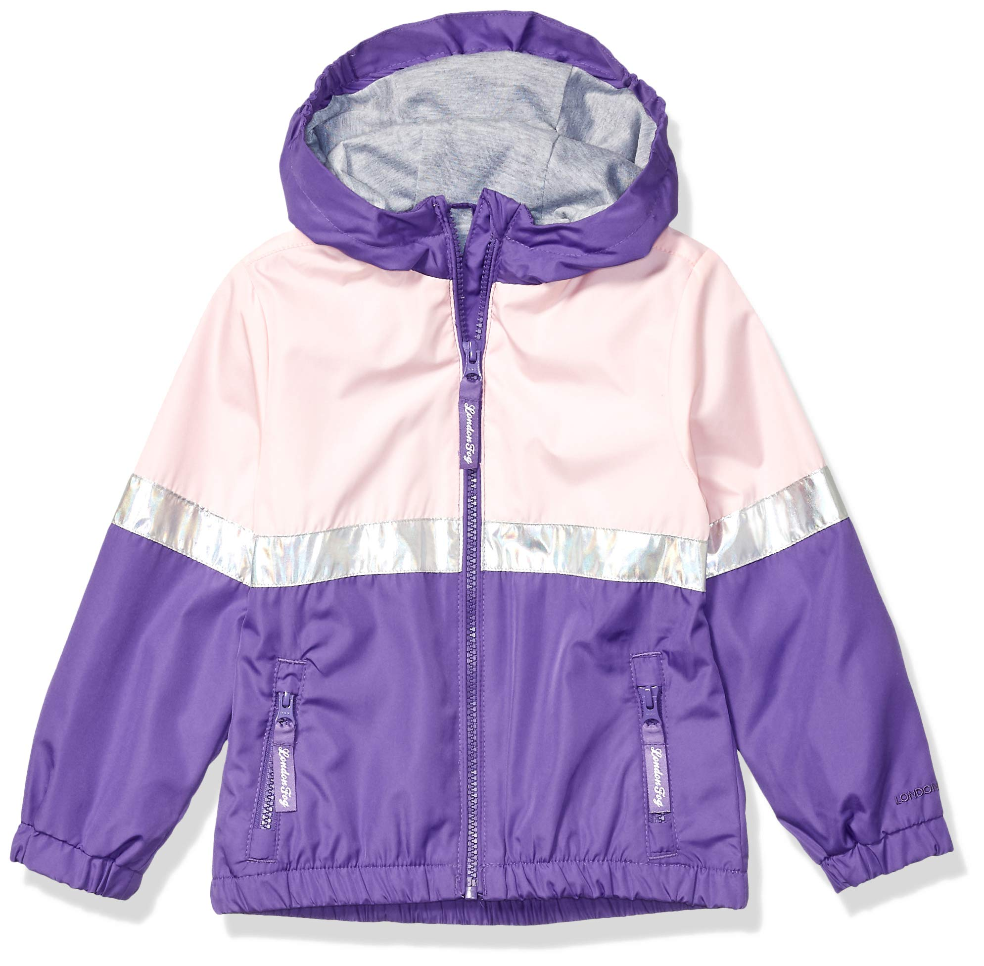 LONDON FOG Girls' Favorite Lightwight Jacket