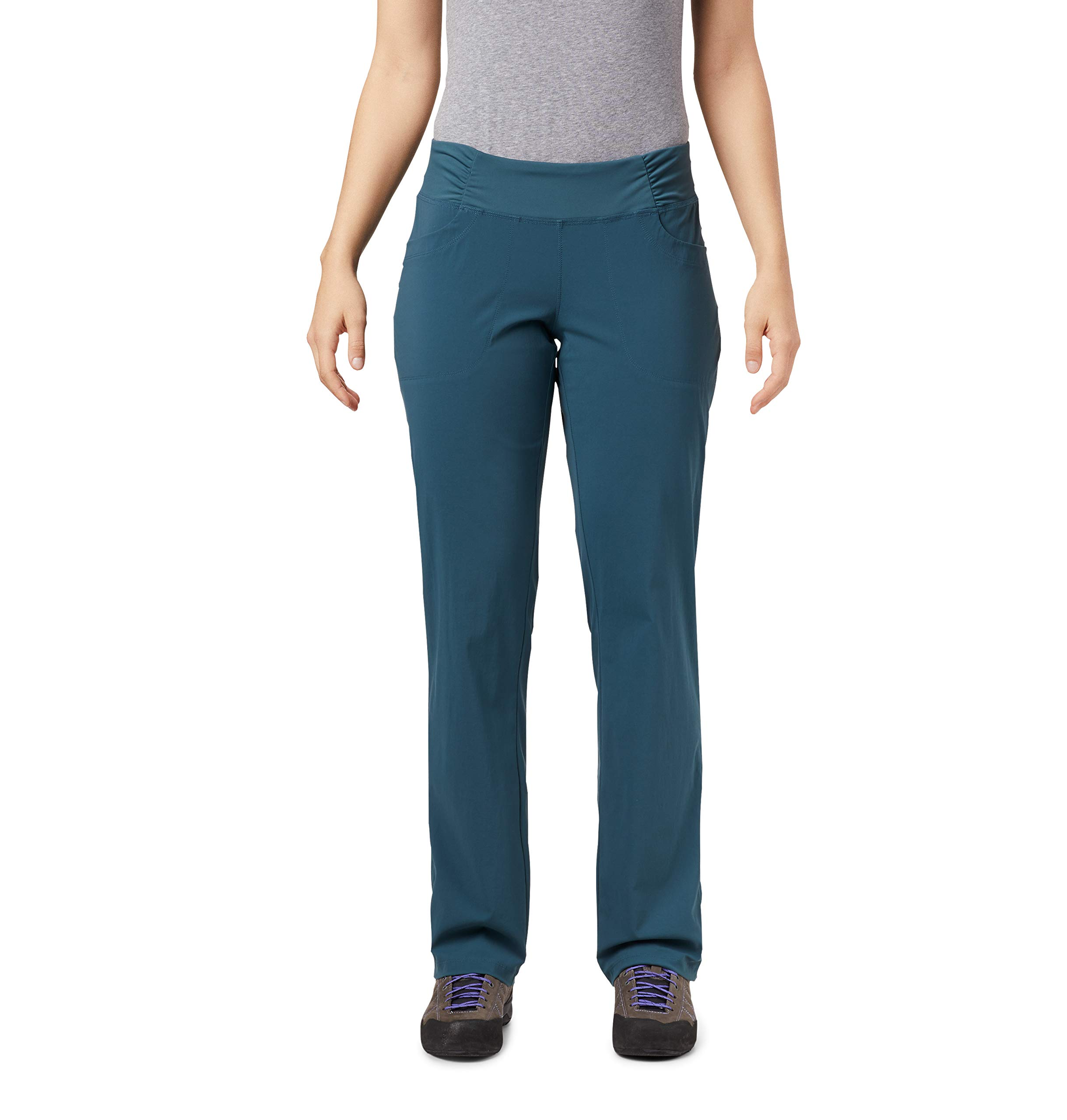 Mountain Hardwear Womens Dynama Pant for Climbing, Hiking, Cross-Training, or Everyday Use