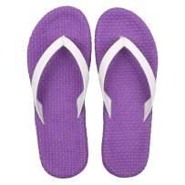 COFACE Womens Sandals Casual Yoga Mat Flat Flip Flops for Women Fashion Summer Beach Slippers