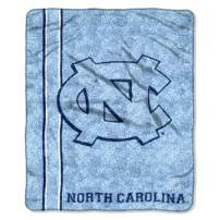 Officially License NCAA Sherpa on Sherpa Throw Blanket
