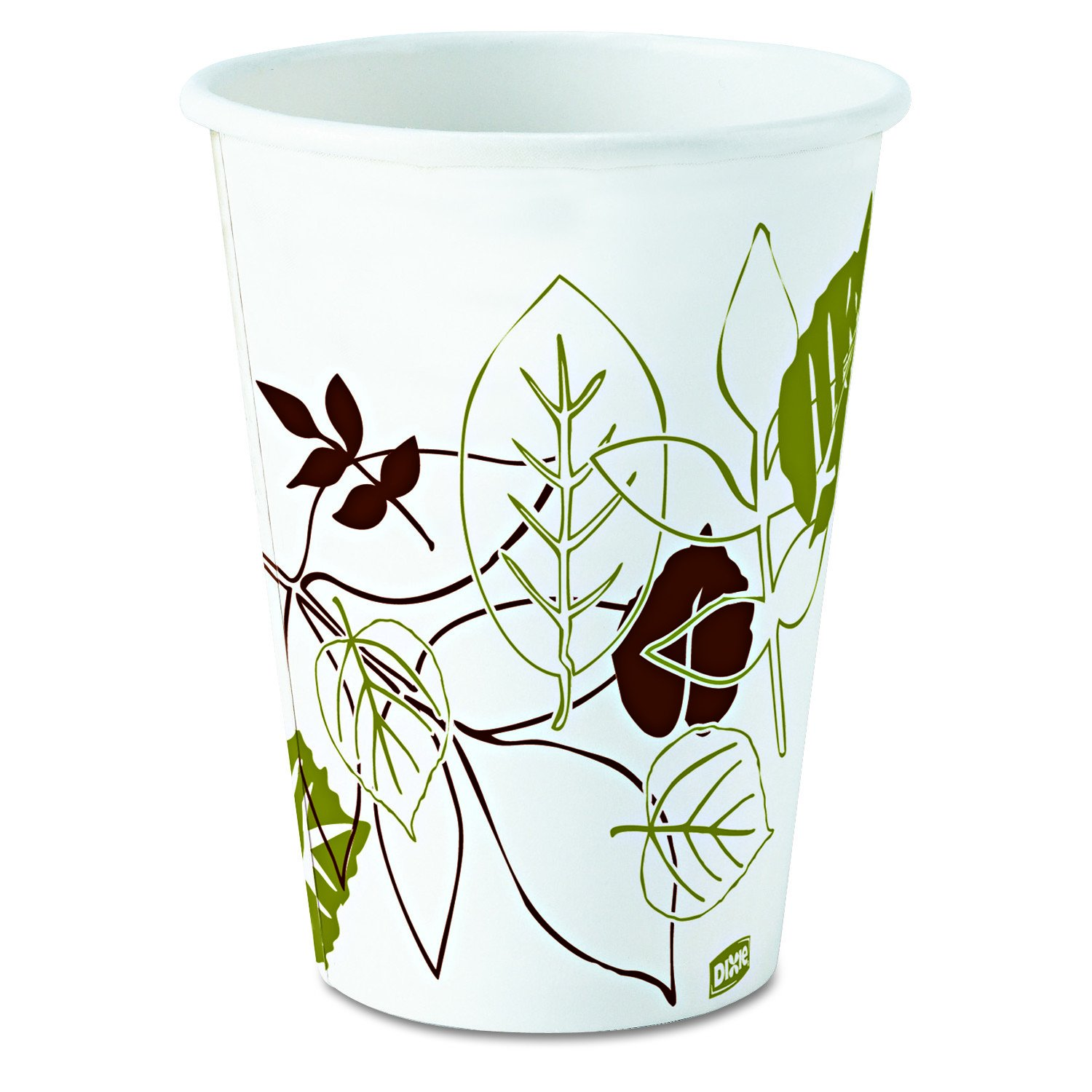 Dixie 5 oz. Waxed Paper Cold Cup by GP PRO (Georgia-Pacific), Pathways, 58PATH, 2,400 Count (100 Cups Per Sleeve, 24 Sleeves Per Case)
