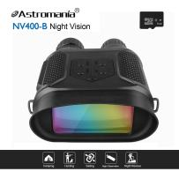 """Astromania Night Vision Binocular/Digital Infrared Night Vision Scope - 7x31 Hunting IR Telescope with 2"""" TFT LCD in-View,1300ft/400M Viewing Range,640x480p HD Photo Camera Video Recorder Display"""