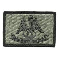 Tactical State Patch - Louisiana - View Colors