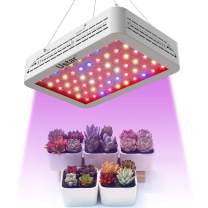 Grow Light, Grow Lights for Indoor Plants,Full Spectrum 600W, Plant Grow Light for Greenhouse Hydroponics, Vegetables and Flowers, High Stability LED Plant Light