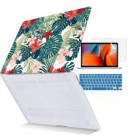 TOJIA Laptop Case for Old MacBook Pro 13 inch w/CD ROM Model:A1278 Plastic Hard Cover with Keyboard Skin Screen Protector