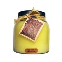 A Cheerful Giver Fresh Peeled Macintosh Papa Jar Candle, 34-Ounce
