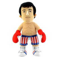 """Bleacher Creatures Rocky Balboa 10"""" Plush Figure- A Legend for Play or Display"""
