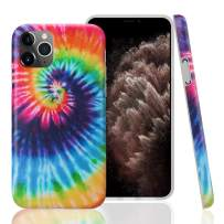 GOLINK Case for iPhone 11 Pro,Art Series Slim-Fit Ultra-Thin Anti-Scratch Shock Proof Dust Proof Anti-Finger Print TPU Gel Case for iPhone XI Pro 5.8 inch(2019 Release)-Color Circle