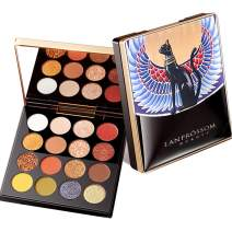Eyeshadow Palette The 16 Colors,Matte Sequin Glitter Multi-Popular Eye Shadow Palette,Easy to Color Makeup and Long-Lasting Makeup,Nude Natural Waterproof Eyeshadow