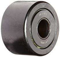 "McGill CYR2 1/2S Cam Yoke Roller, Sealed, Inch, Steel, 1"" Roller Diameter, 1-1/2"" Roller Width, 3/4"" Inner Diameter, 1-9/16"" Overall Width, 1.69"" Endplate Diameter"