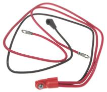 ACDelco 4SD54X Professional 4 Gauge Positive Side Terminal Battery Cable with Auxiliary Leads