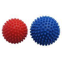 Rhino Balls (Soft) Foot Massage Balls, Spiky Feet Massager, Plantar Fasciitis
