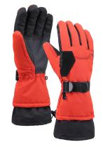 Mens Ski Gloves Touchscreen Waterproof Snowboard Winter Ski Gloves