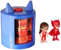 PJ Masks Transforming Figure Set- Owlette