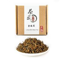 Cha Wu-[A] JinJunMei Black Tea,3.5oz/100g,Chinese Loose Leaf Tea,WuYi Mountain,FuJian China
