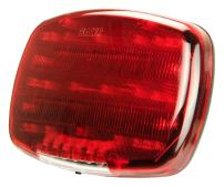 Blazer C6355-12 Red LED Emergency Light/Work Light with 24-Diodes - Contractor Pack of 12