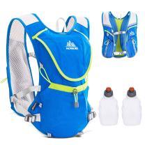 JEELAD Hydration Backpack Pack 8L Running Race Hydration Vest Trail Running Backpack for Men Women