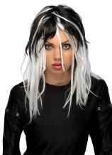 Rubie's Adult 2-Tone Costume Wig