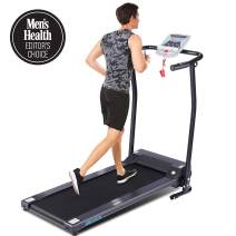 ANCHEER Treadmill, Electric Treadmills for Home with LCD Motorized Running Walking Jogging Exercise Fitness Machine Trainer Equipment for Home Gym Office