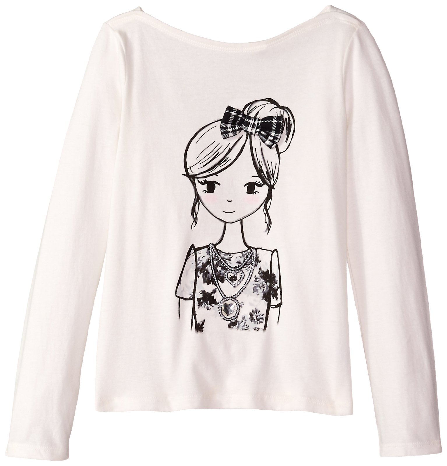 The Children's Place Girls' Long Sleeve T-Shirt