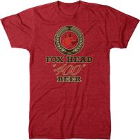 Fox Head 400 Beer Men's Modern Fit Tri-Blend T-Shirt