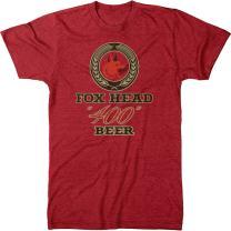 Fox Head 400 Beer Men's Modern Fit Tri-Blend T-Shirt