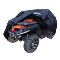 """AmazonBasics Weatherproof Premium ATV Cover - 150D Oxford, ATVs up to 102"""""""