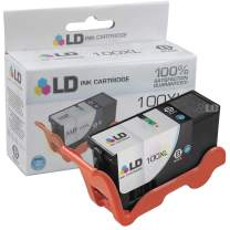 LD Compatible Ink Cartridge Replacement for Lexmark 100XL 14N1068 High Yield (Black)