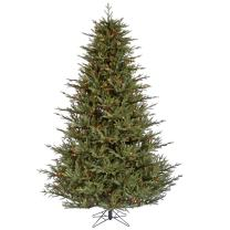 Vickerman 75' Itasca Frasier Artificial Christmas Tree with 750 Multi-colored LED lights