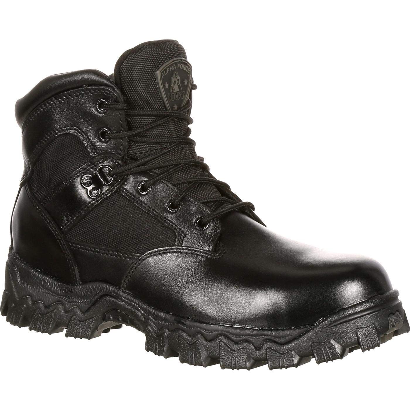Rocky Alphaforce Comp Toe Waterproof Duty Boot