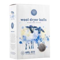 Woolzies Wool Dryer Balls (Gray)