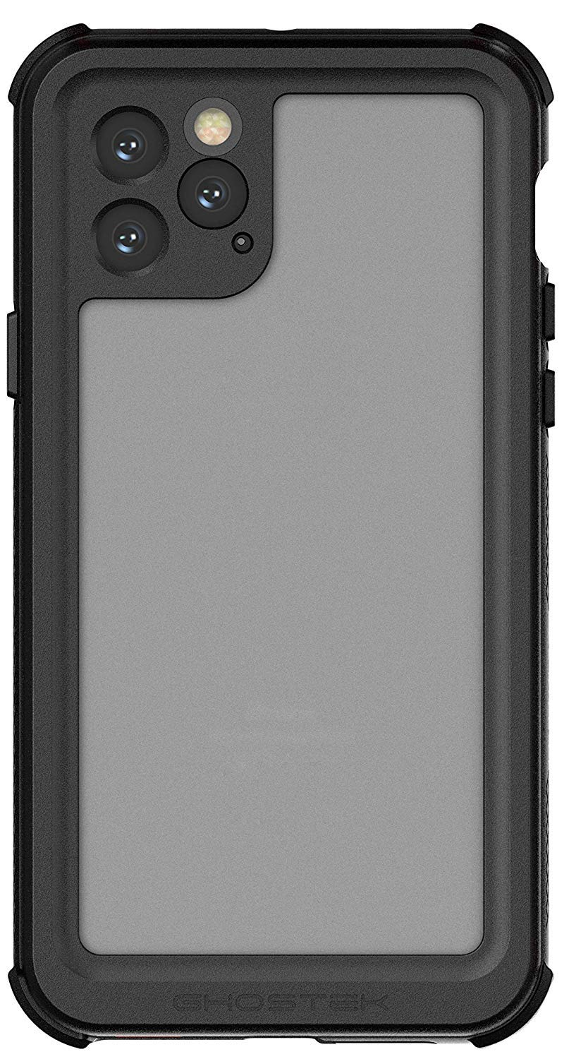 Ghostek Nautical iPhone 11 Pro Max Waterproof Case with Screen Protector Full Body Sealed 2019 iPhone Underwater Cases Shock Proof Heavy Duty Protection Ready for Whatever Life Throws at You - Green