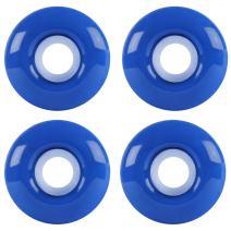 Skateboard Wheels 97A 51mm True Blue (300C) Set of 4