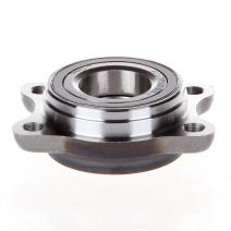 ECCPP Front Wheel Hub Bearing Assembly 4 Lugs for 04-09 Audi A4 S4 Compatible with 512305