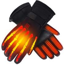 Heated Gloves with Rechargeable Battery for Men Women for Arthritis Hands,7.4V