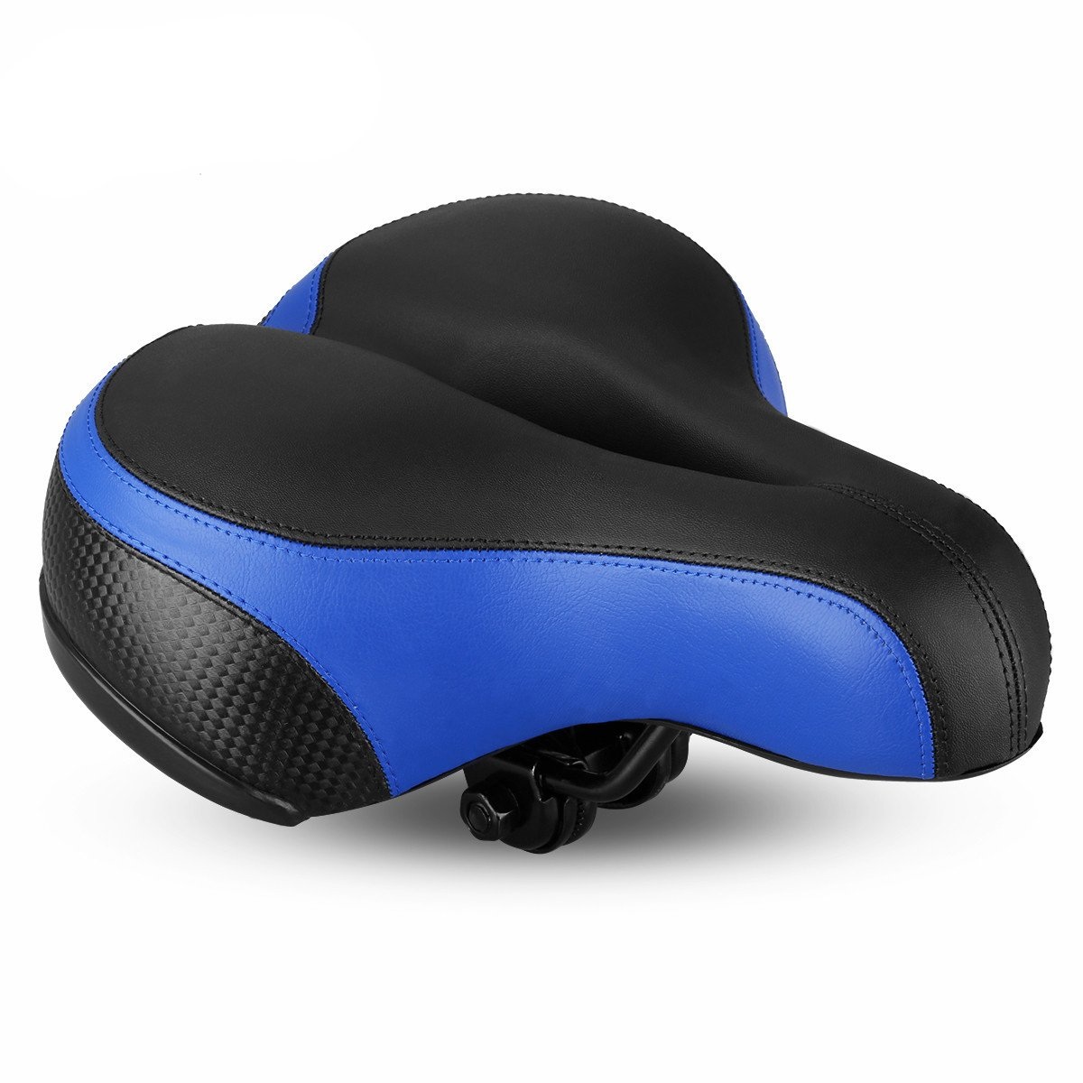 UPANBIKE Bike Saddle Shock Absorption Ultra-thick Soft Comfortable Bicycle Seat For Mountain Bike Road Bike