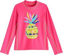 Coolibar UPF 50+ Kid's Sandshark Long Sleeve Surf Shirt - Sun Protective