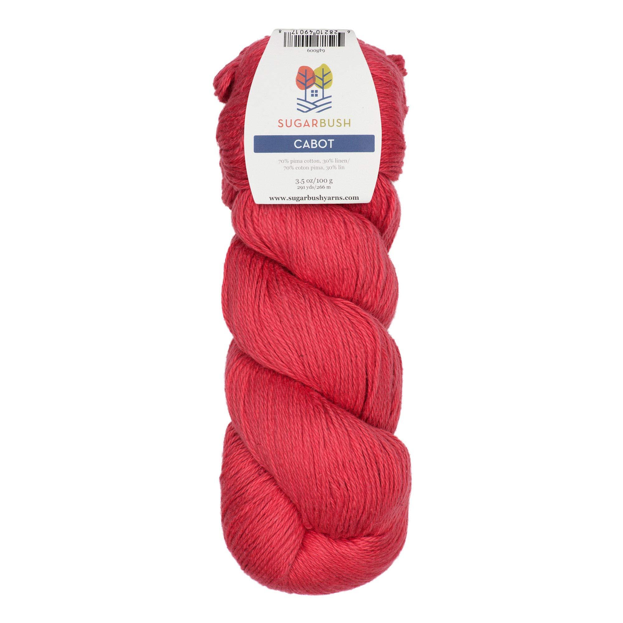 Sugar Bush Yarn Cabot Double Knitting Weight, Winni-Pink