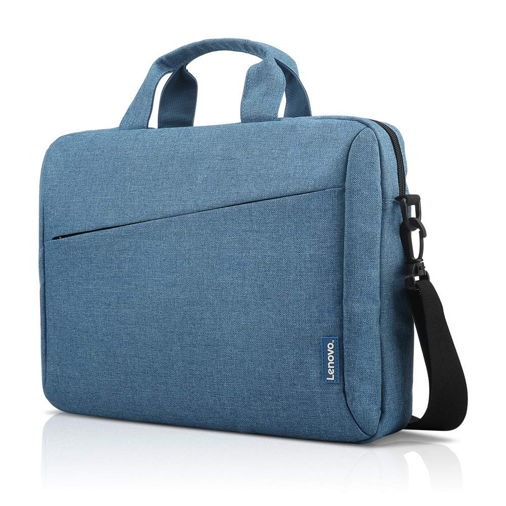 Lenovo Laptop Carrying Case T210, fits for 15.6-Inch Laptop and Tablet, Sleek Design, Durable and Water-Repellent Fabric, Business Casual or School, GX40Q17230