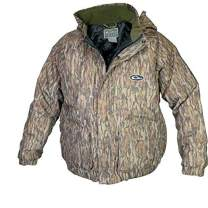 Drake LST Youth Eqwader 3 in 1 Plus 2 Wader Waterfowl Jacket, Realtree Max-5