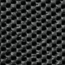 HUBERT Supergrip Case Liner Lux Black - 60'L x 4'W