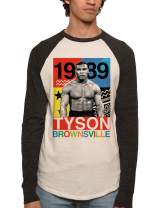 Roots of Fight Officially Licensed Men's Mike Tyson Tees/Tanks