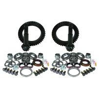 Yukon Gear & Axle (YGK017) Install Kit for Jeep JK Rubicon, 5.38 Ratio)