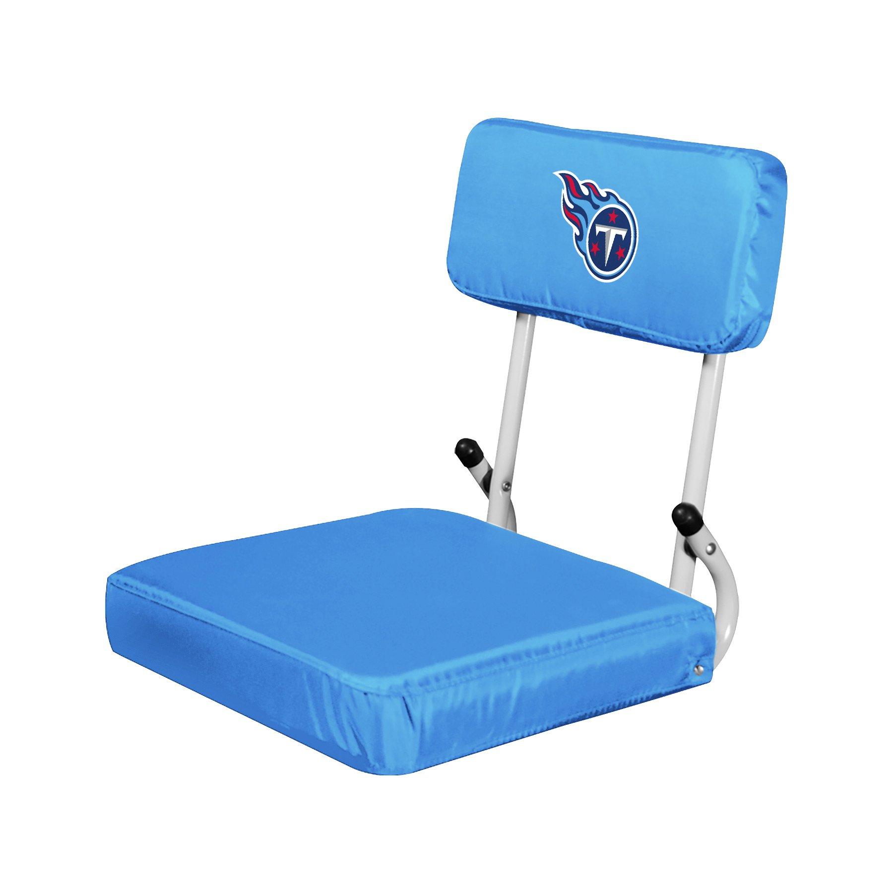 NFL Tennessee Titans Hardback Seat