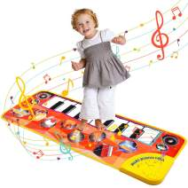 ATOPDREAM TOPTOY Piano Mat for Kids - Best Gifts