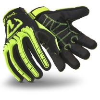 HexArmor Hex1 2131 Work Gloves with Impact Protection, X-Small