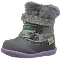 See Kai Run Girls' Abby WP/in Rain Boot