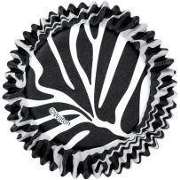 Wilton Zebra Standard Baking Cups, 75 Count